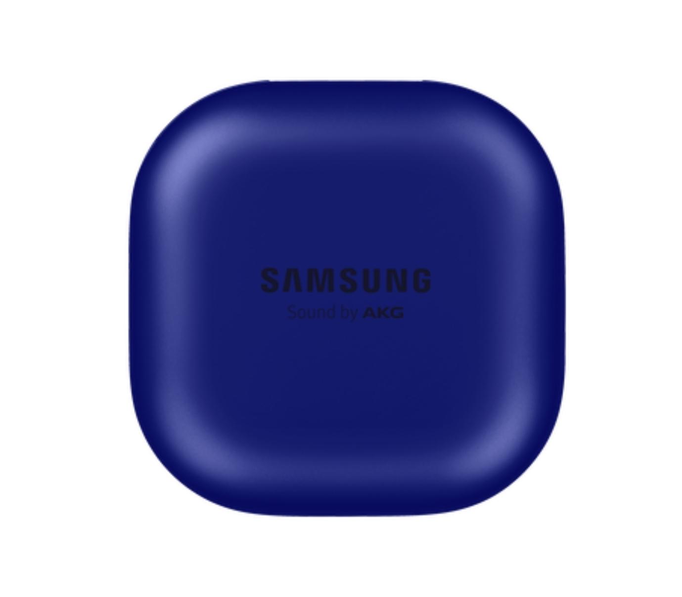 Tai Nghe Bluetooth Samsung Galaxy Buds Live ( Bean ) SM-R180 2020 Màu Xanh - Hàng Chính Hãng Nguyên Seal