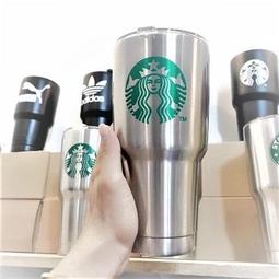 Cốc giữ nhiệt Starbucks full phụ kiện kèm túi và ống hút