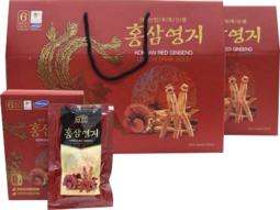 Nước Hồng Sâm Linh Chi Hàn Quốc