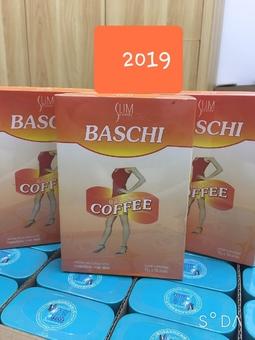 cà phê baschi cam giảm cân nhanh 1 hộp giảm 3-5kg