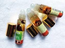 dầu lăn thảo dược Thái Lan