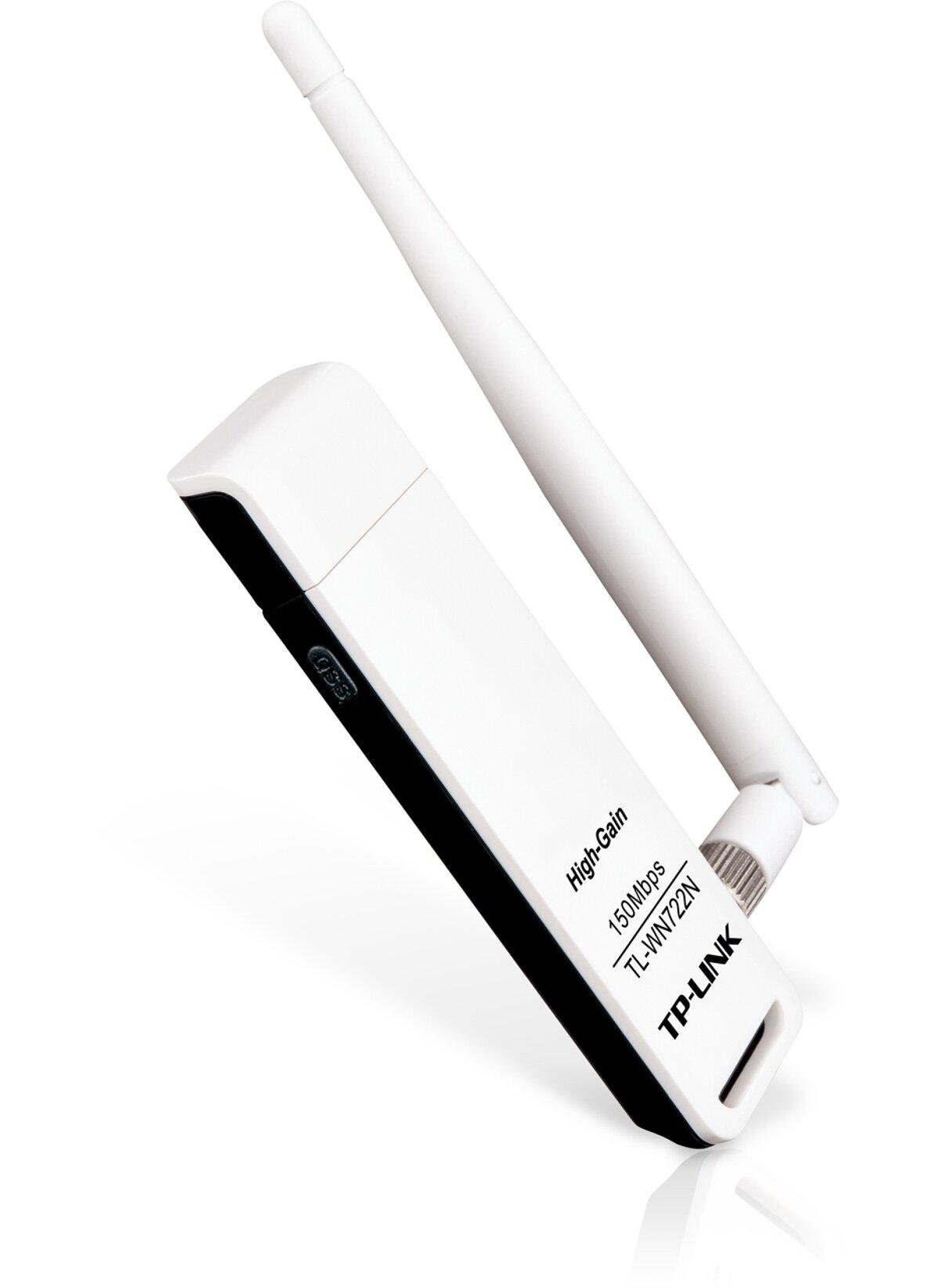 USB Thu sóng wifi TPLink WN722N V3.0
