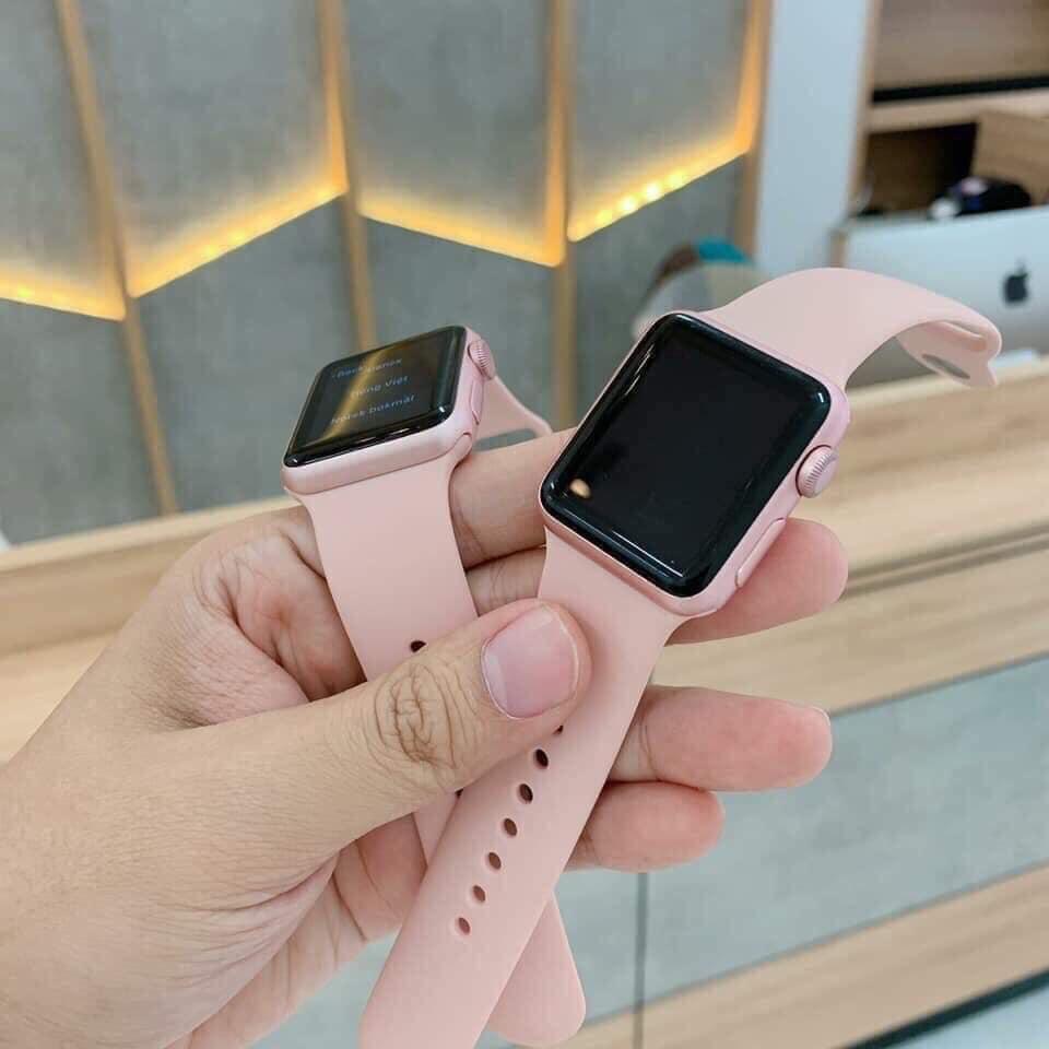 Đồng hồ thông minh - Màn hình cảm ứng - Lắp sim nghe gọi, nhắn tin, nghe nhạc...