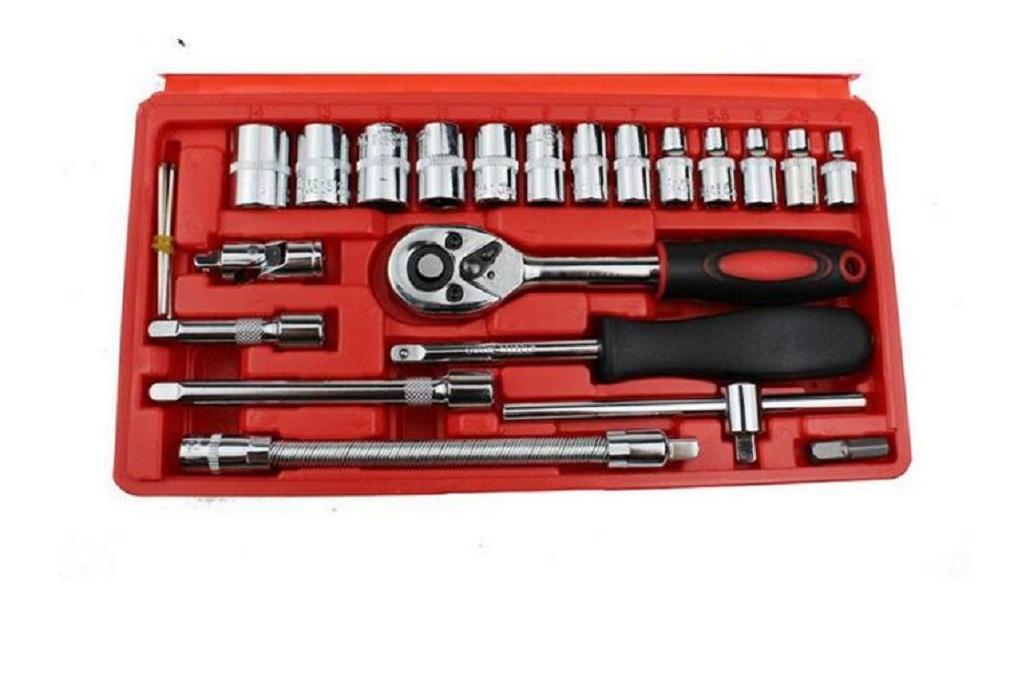 Dụng cụ sửa chữa 46 chi tiết - Dụng cụ sửa chữa đa năng
