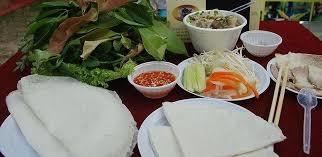 Bánh tráng Hòa Đa Phú Yên