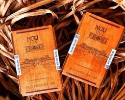 Ngũ Phúc Ẩm Trà (100g,hộp gỗ)