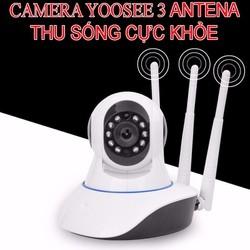 Camera giám sát 3 râu Full 1080 cực nét, siêu chất lượng