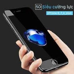 Kính cường lực 5D iphone X