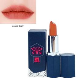 Son Chu Liquid Matte Lipstick 3.5g #04 Cam đất