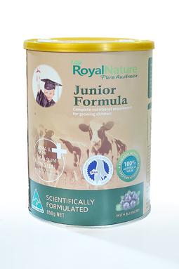 Sữa công thức Royal Nature Junior Formula