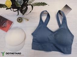 Áo bra lót ngực thể thao dệt tập gym yoga, bộ đồ thể thao nam nữ big size, thể thao 24/7 - THETHAOYES