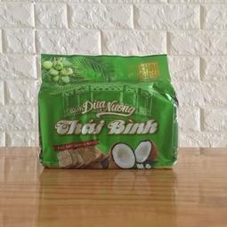 Bánh Dừa Nướng Thái Bình (Gói Nhỏ 180gr)
