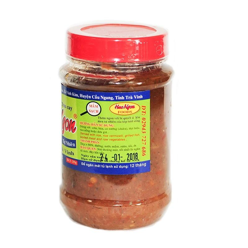 Đặc sản - Mắm tép co chua cay Hảo Ngon 255gr