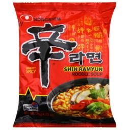 Mì Shin Ramyun
