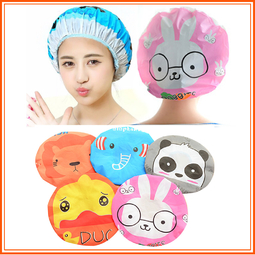 Mũ chụp đầu chống nước khi tắm đa năng