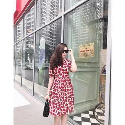 Váy Hoa Xoè Mango