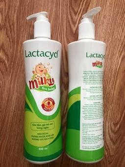 Tắm Gội Lactacyd 500ml Dạng vòi