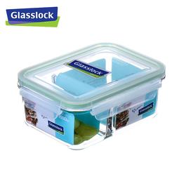 Hộp thủy tinh chia ngăn Glasslock MCRK100 1000ml