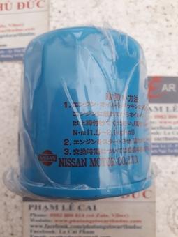 Lọc nhớt-lọc dầu xe Nissan