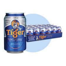 combo 134 thùng tiger lon và 35 thùng heniken silver lon