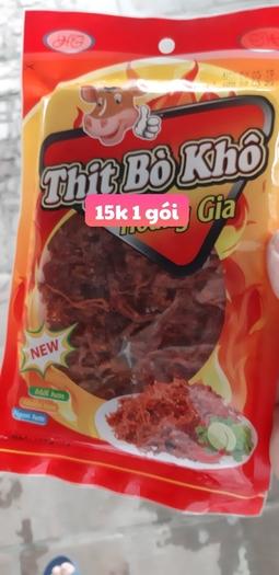 Bò Khô Hoàng Gia ( Miếng )