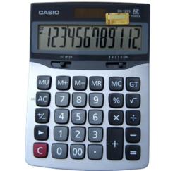 Máy tính CASIO 12 số AX 120S (chính hãng)