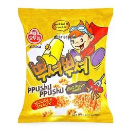 5 Mì Snack Vị BBQ Ottogi Gói 90g