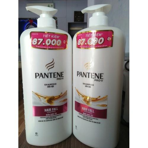 Dầu gội Pantene phục hồi hư tổn 1.2 lít