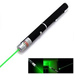 Bút chiếu Lazer 101 màu xanh (Green Light) - Tặng 1 đôi pin AAA 1000000082+1000000775