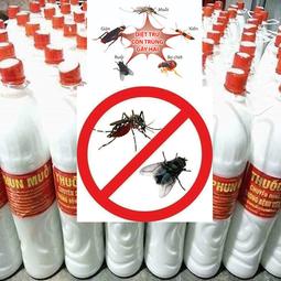 Thuốc phun muỗi sinh học diệt gián, muỗi, ruồi và côn trùng - Tâm An shop
