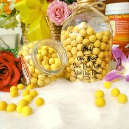 Viên nghệ mật ong gia hân 250g
