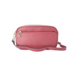 Túi xách nữ, túi đeo chéo nữ Toma Việt Nam TX5TLDK104R0 - da bò - màu đen