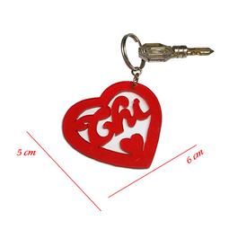 móc khóa theo tên - móc khóa chữ cắt theo yêu cầu