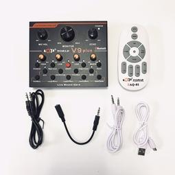 Soundcard V9 Plus Bluetooth Echo và Reverb cực hay
