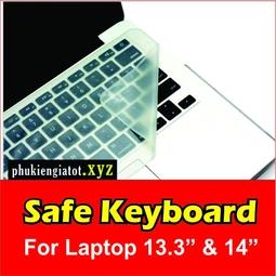 Miếng lót bàn phím trong suốt cho Laptop 13