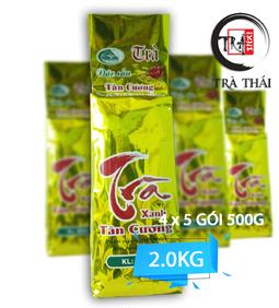 Trà Thái Nguyên 2.0KG