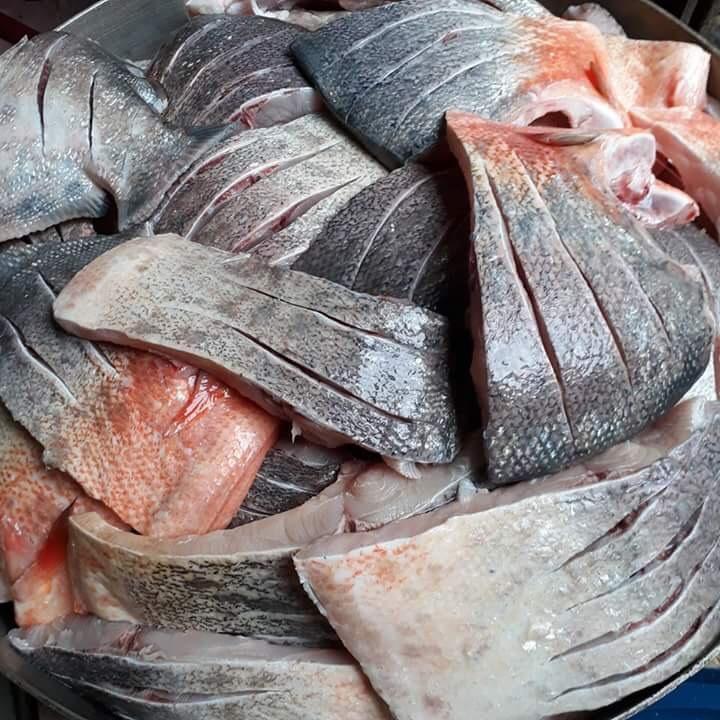 Đặc sản cá thính Lập Thạch Vĩnh Phúc - Cá chim thính 1kg