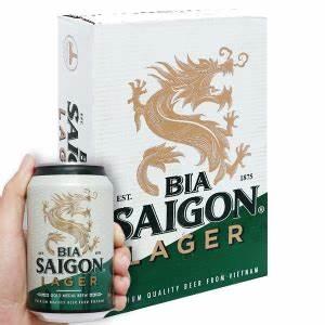 Combo 95 thùng bia Sài Gòn Lager
