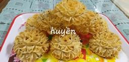 Bánh hoa thái lan