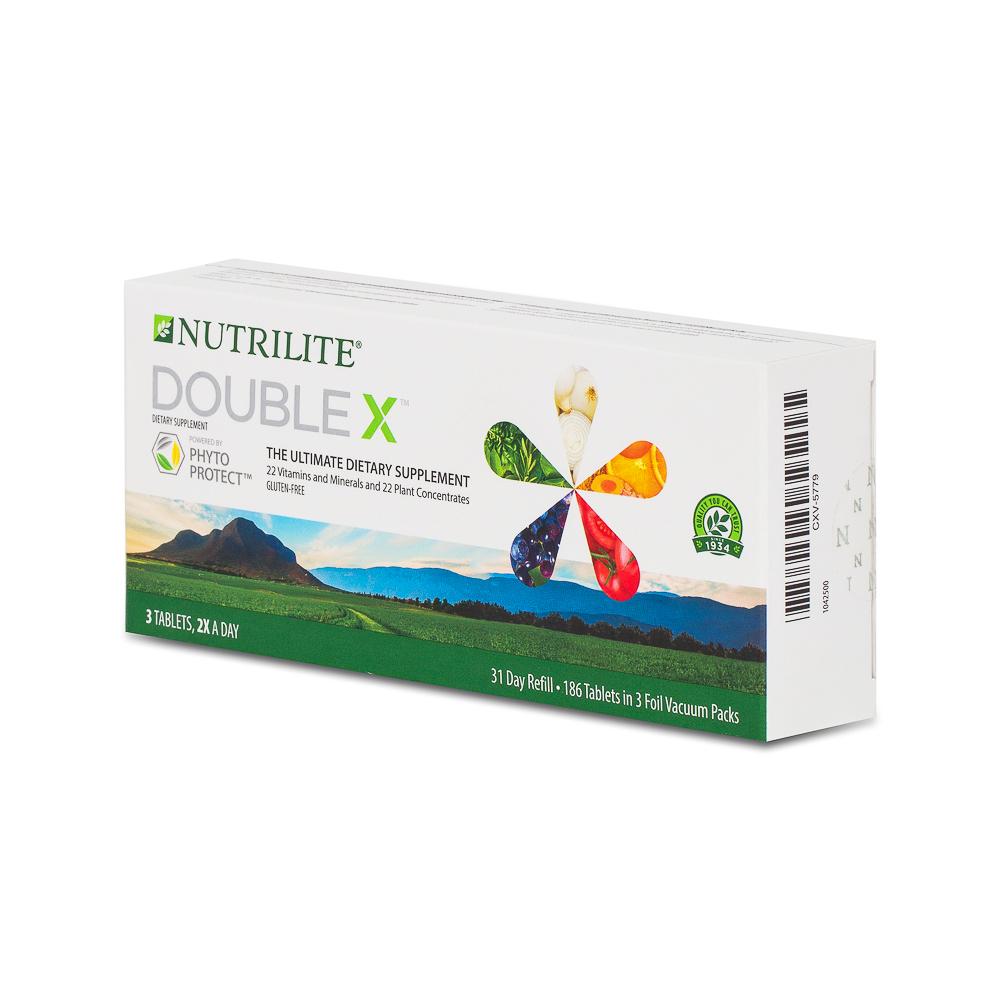 (RẺ VÔ ĐỊCH) TP BVSK Nutrilite Double X (Không Bao Gồm Khay Đựng Sản Phẩm)
