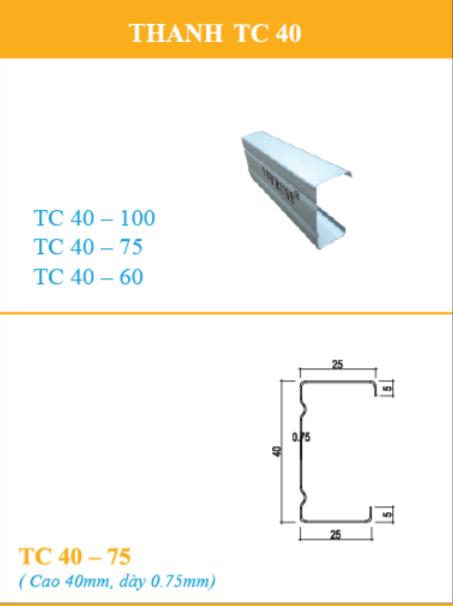 Cầu Phong TC40.75