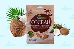 Kẹo dừa siêu đậm đặc A-V-C_Bến Tre