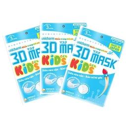 KHAU TRANG 3D MASK KIDS