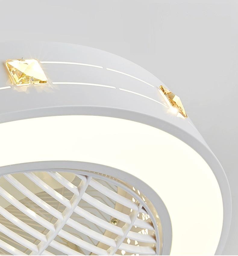 Quạt đèn ốp trần QDT60