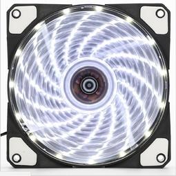 Combo 5 Fan Case 12cm LED 33 Bóng Trắng