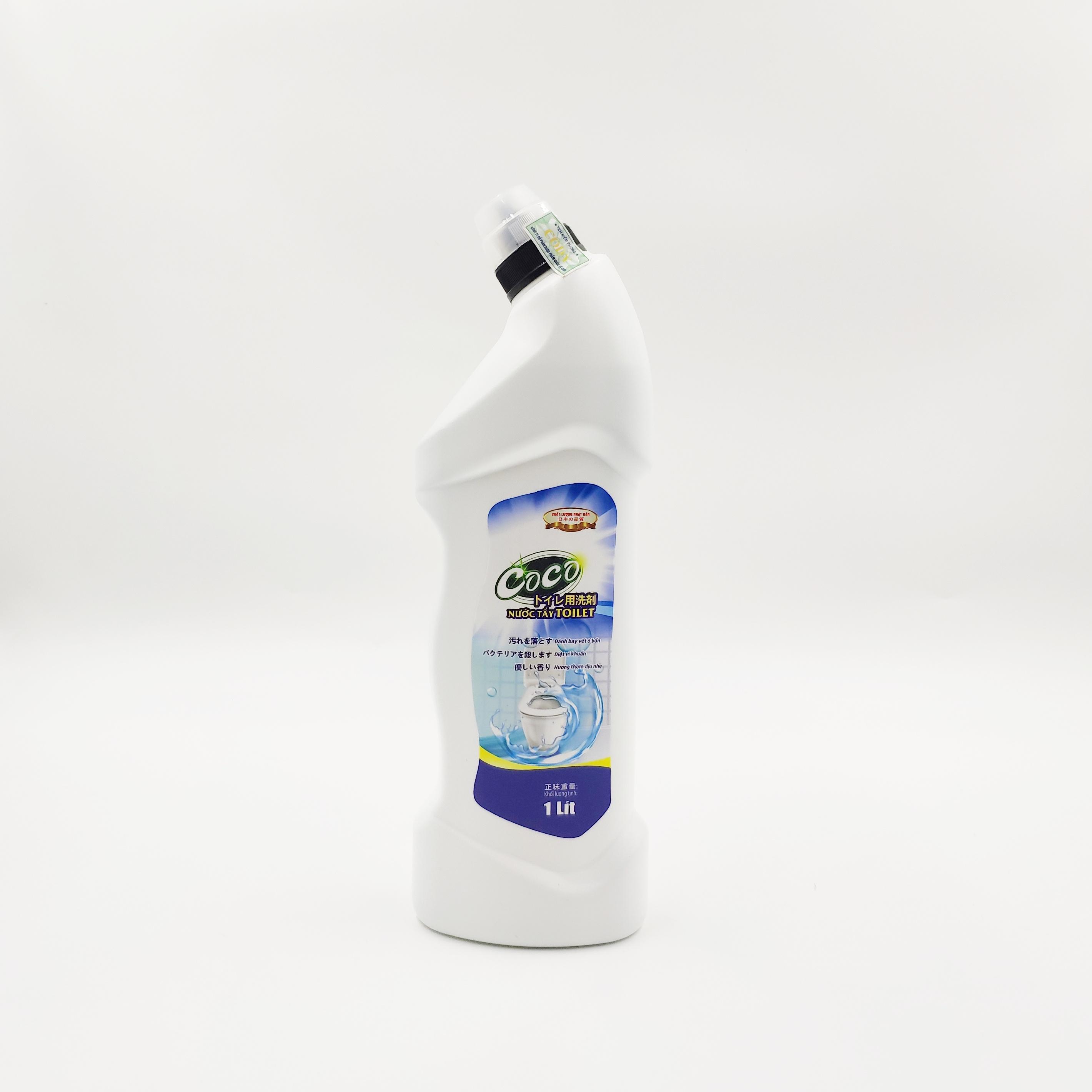 ⚡Đồng ship 15K⚡ Combo 2 chai tẩy rửa Toilet CoCo