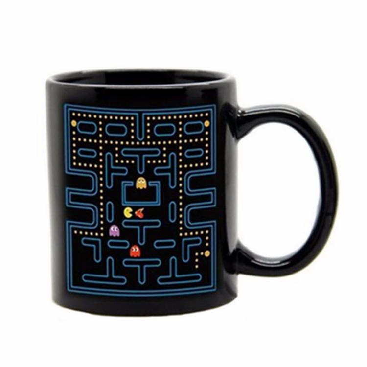 Ly đổi màu game Pac-Man
