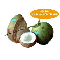 Đặc sản Dừa Sáp Cầu Kè - [Loại Đặc Biệt]