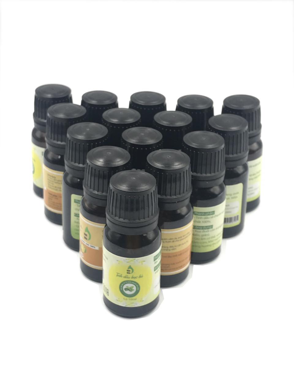 Lọ tinh dầu sả chanh Vietoils - 10ml