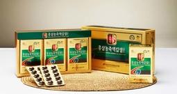 Viên Hồng Sâm Hàn Quốc Gold